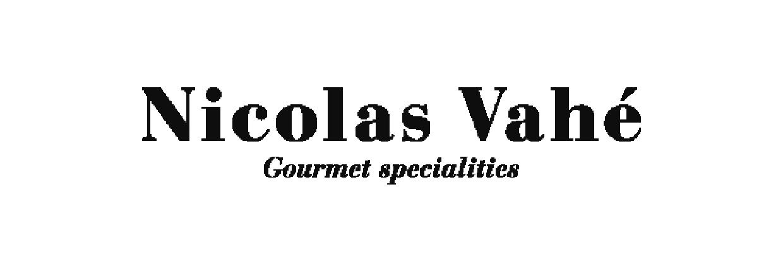 Nicolas Vahé Logo