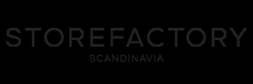 Storefactory Logo Schwarz