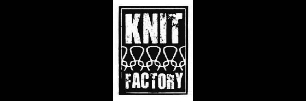 Knit Factory Logo