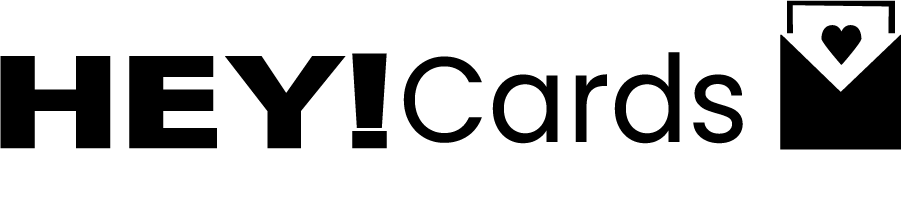 Hey Cards Logo