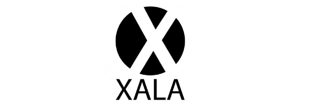 XALA Logo schwarz