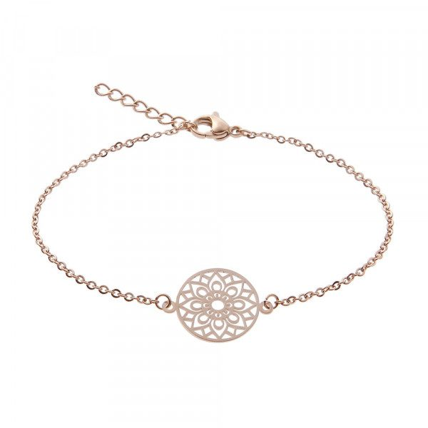 Armband rose gold My Home and More