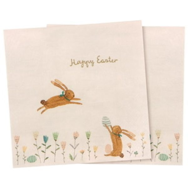 Serviette Happy Easter Maileg My Home and More