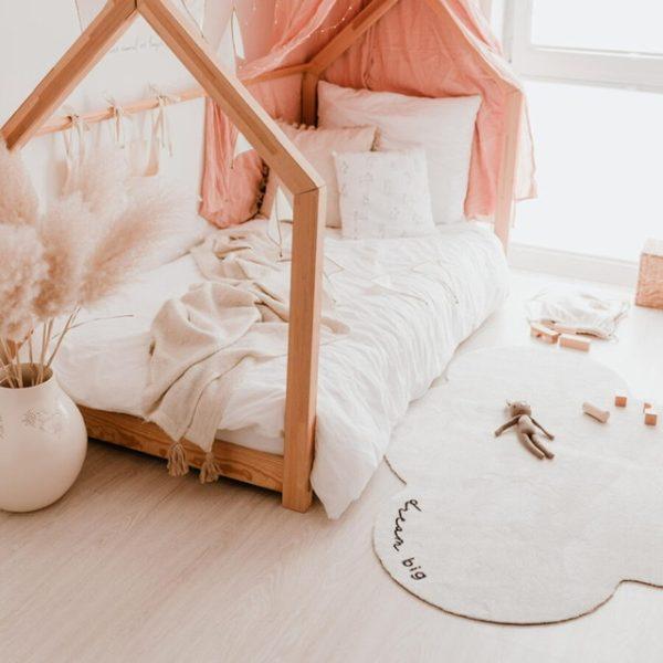Kinderteppich WOLKE waschbar Eulenschnitt My Home and More