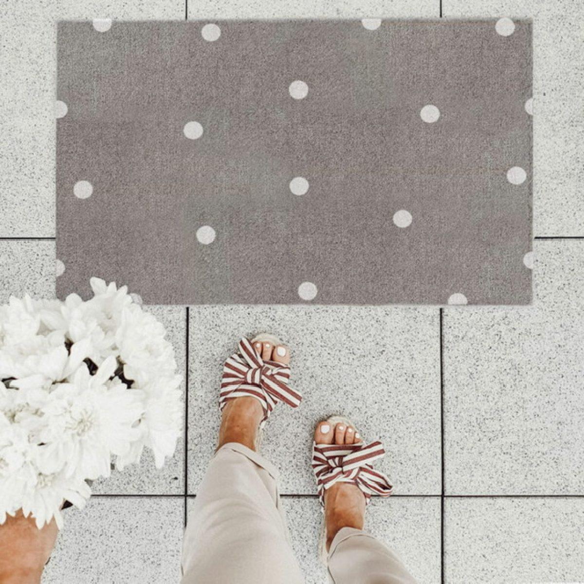 Fußmatte groß 45x75 cm Eulenschnitt My Home and More