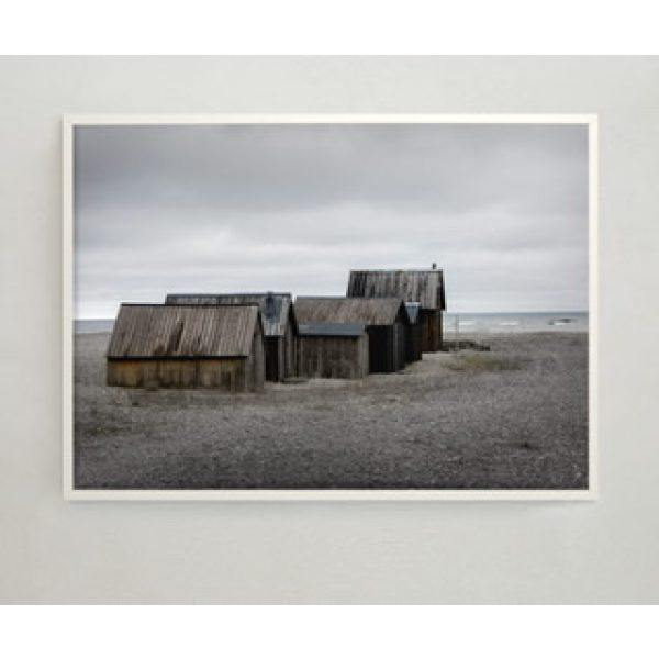 Cluster Of Sheds Poster 30x40 cm Storefactory My Home and More