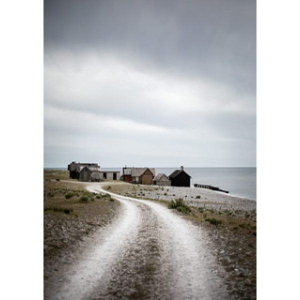 Fishing Hut Poster 50x70 cm Storefactory My Home and More