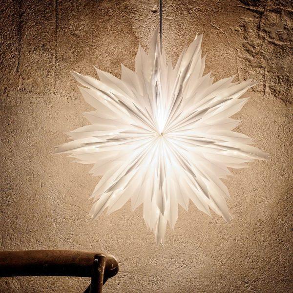 Leuchtstern OSLO ø80 cm Watt & Veke www.myhomeandmore.de