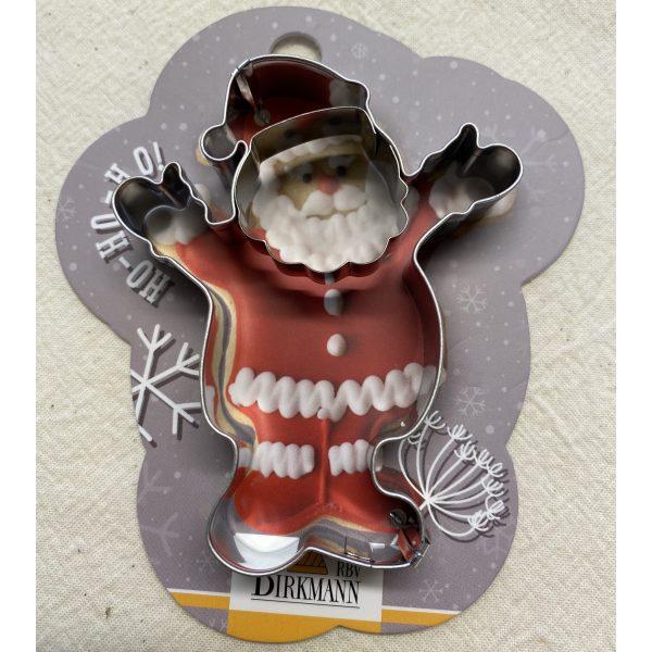 Plätzchenausstecher Santa RBV www.myhomeandmore.de