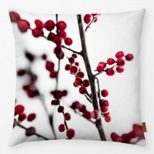 Outdoor- Kissen Red Berries 40x40cm incl. Füllung Textilwerk www.myhomeandmore.de